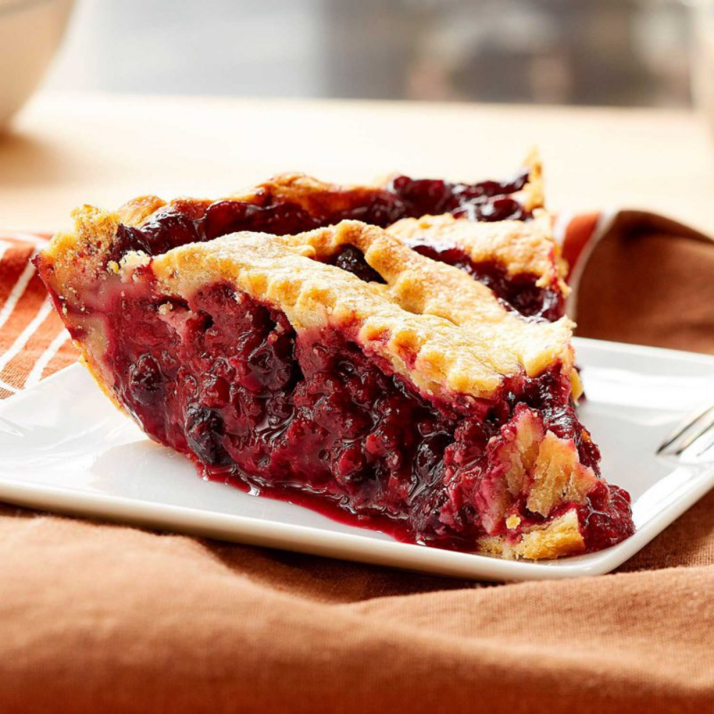 Three Berry Pie 10