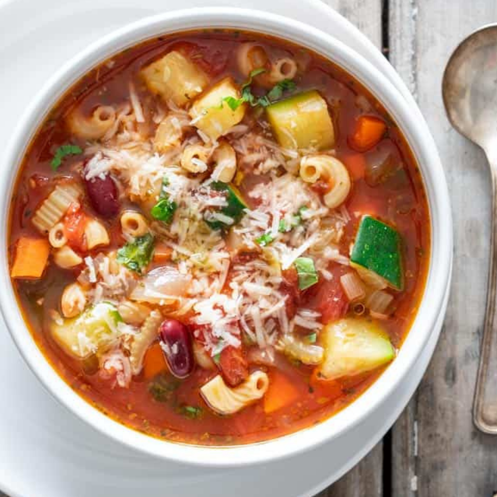 Minestrone Soup (32oz or 64oz)