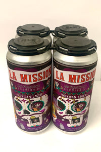 La Mission Mexican Lager (4 Pack)