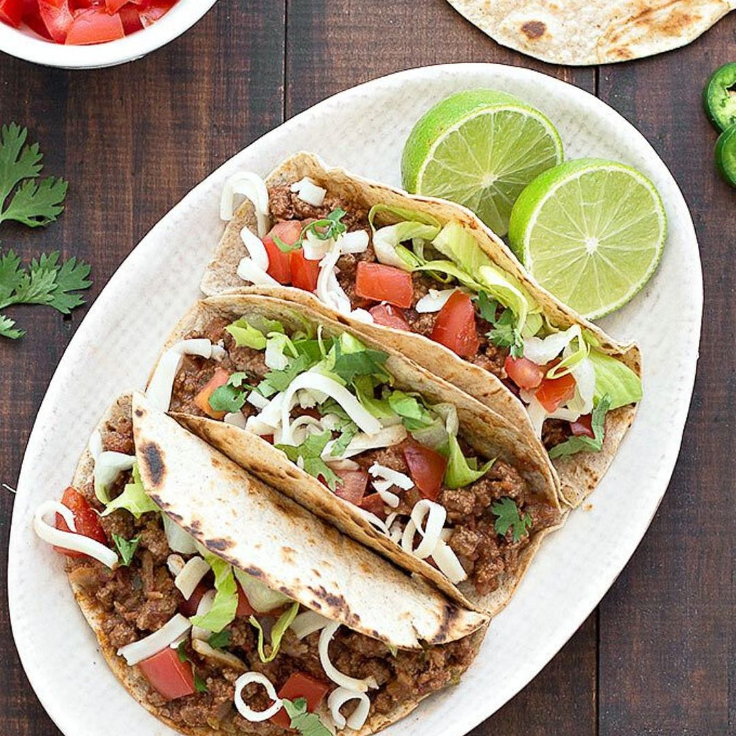 Taco Kit (serves 4 to 6)