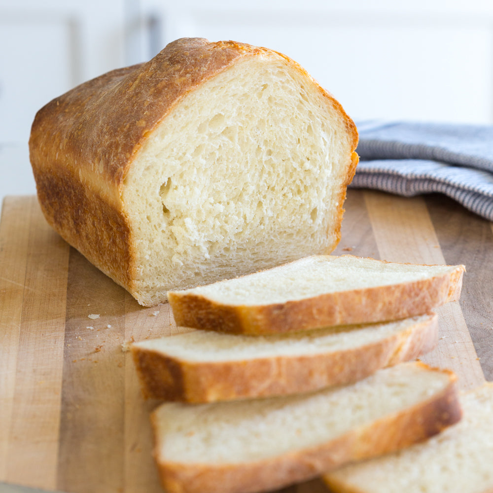 Country White Bread Sliced (1 loaf)