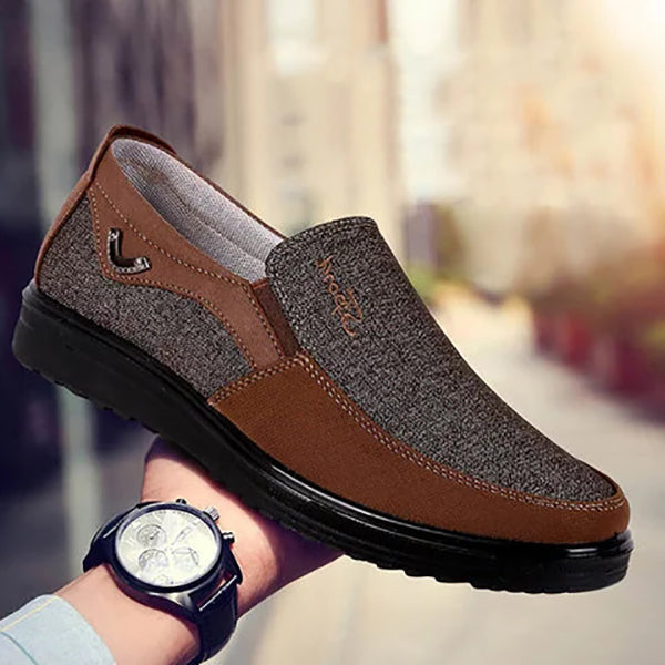 Comfortable Flat Heel Casual Shoes