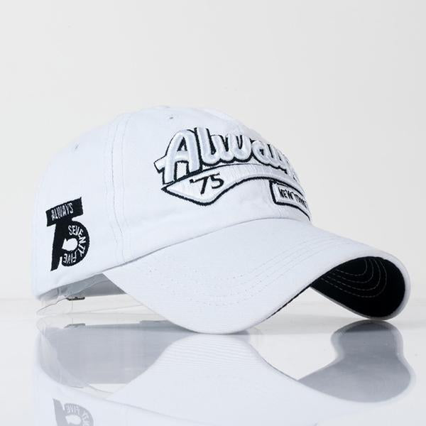 Summer Sunscreen Hip Hop Baseball Cap