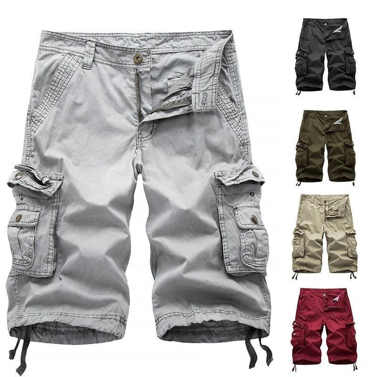 Fashion Mens Baggy Shorts Cargo Pants Short Pants