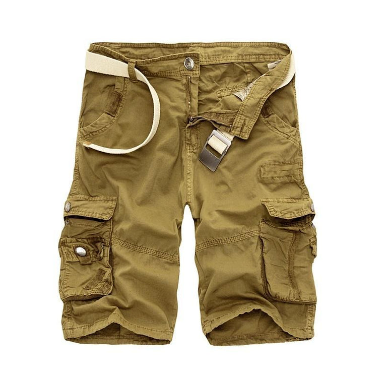 Mens Casual Short Pants Camouflage Military Summer Shorts