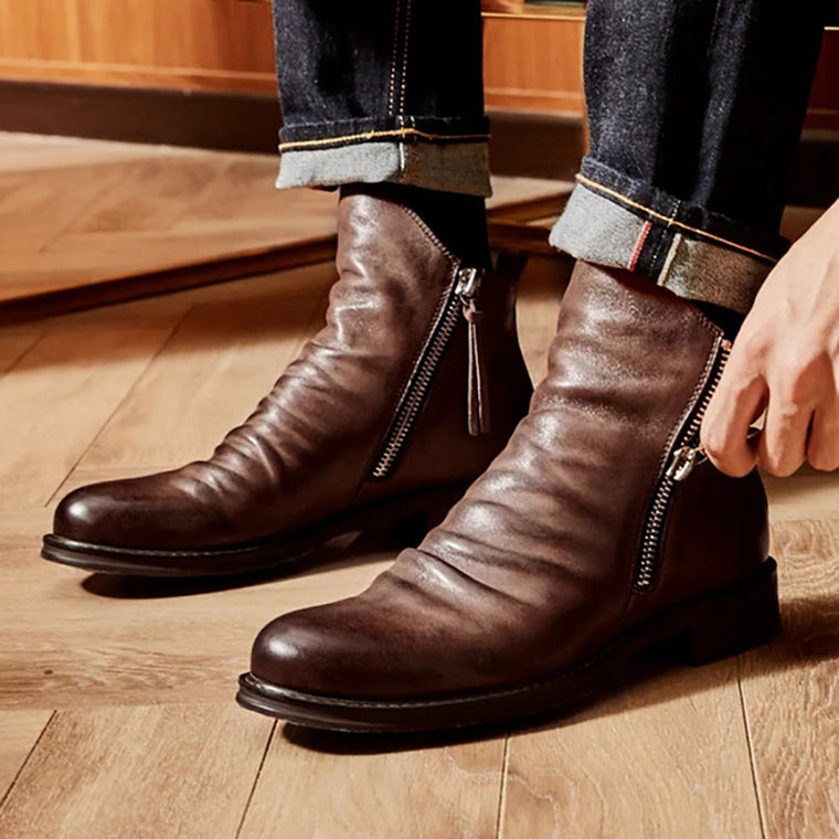 Men's Genuine Retro Boots