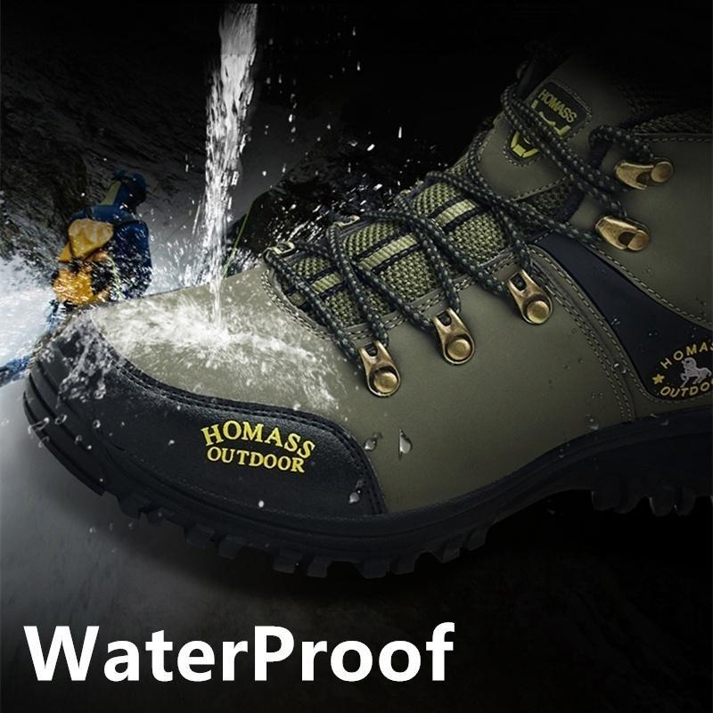 High-top Non-slip Wear-resistant Outdoor Leisure Boots