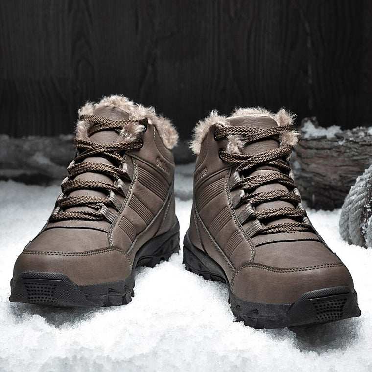 Men's Outdoor Trekking Hiking  Anti-skid Boots