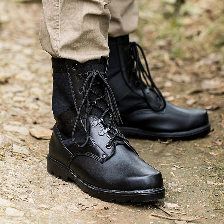 Men's Indestructible Winter Tactical Boots
