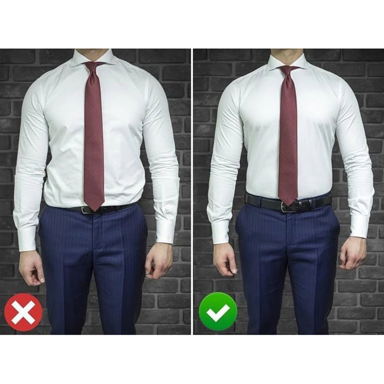 Look Your Best Everyday - Fashion Shirt-Stay Belts