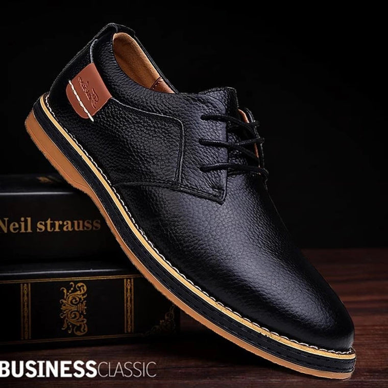 New Men Oxford Business Classic Shoes