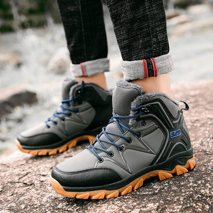 Thermal Non-Slip Fashion Joker Outdoor Hiking Boots