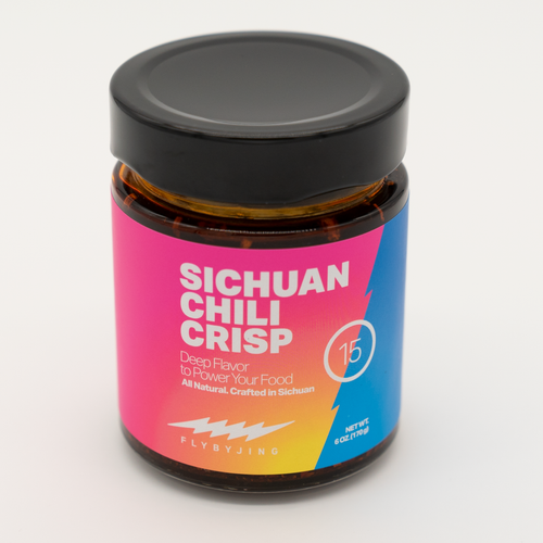 Sichuan Spicy Chili Sauce