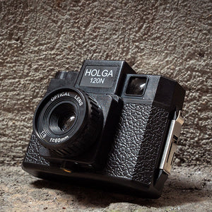 Holga Classic Medium Format Camera (with one roll of Kodak 120 film)