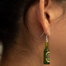 Load image into Gallery viewer, Tsingtao Beer Earring Set