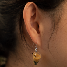 Load image into Gallery viewer, Bubble Tea Earrings