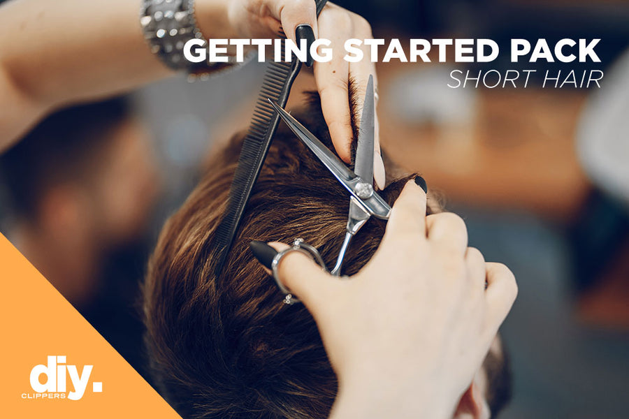 Get Started - Short Hair