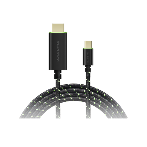 Câble Black Shark de type C vers HDMI