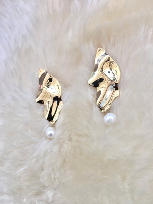 Statement Pearl Drops