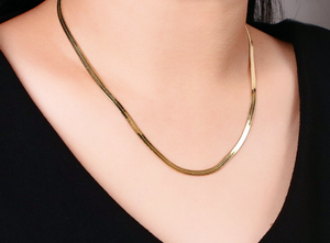 Lela | Chain Necklace