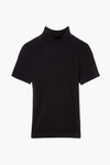 Margo Mock Neck Tee