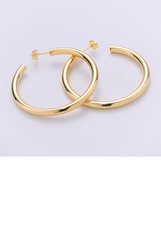 Sade Hoops | Earrings