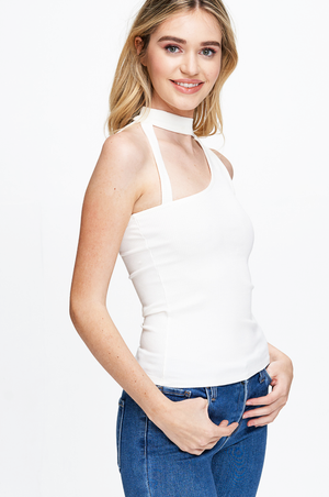 Sydney Mock Neck Top