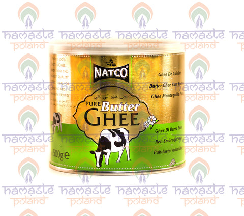 Natco Pure Butter Ghee 500g