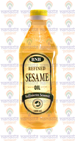 BNB Refined Sesame Oil 1000ml