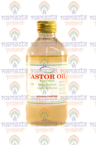 Ashwin Pharma Refined Castor Oil 200ml