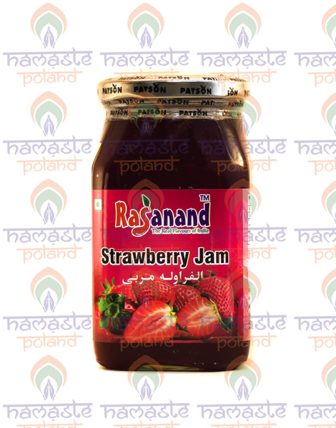 Rasanand Strawberry Jam