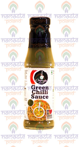 Ching's Green Chilli Sauce