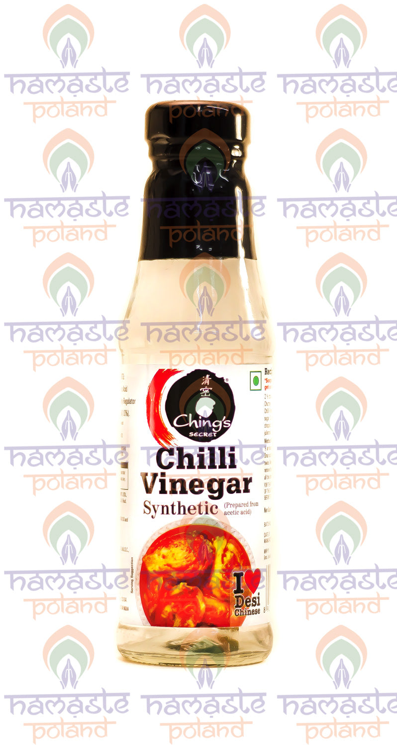Ching's Chilli Vinegar (Prepared from acetic acid) 170ml