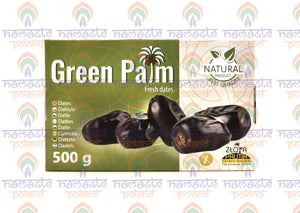 Złota Palma Green Palm Fresh Dates 500g