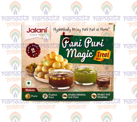 Jalani Pani Puri Magic 220g