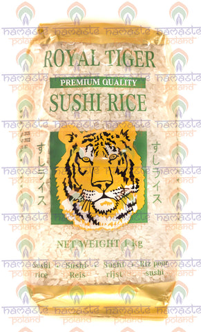 Royal Tiger Sushi Rice 1 kg