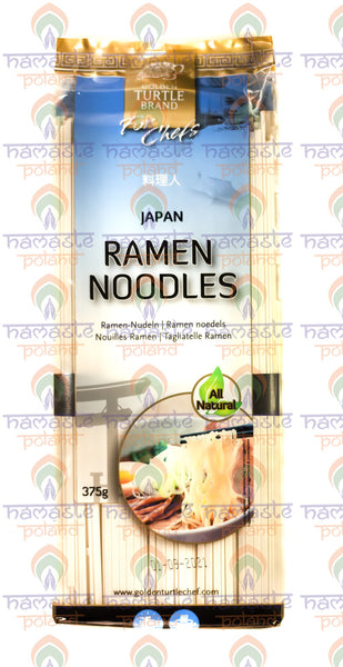 Golden Turtle for Chefs Japan Ramen Noodles 375g
