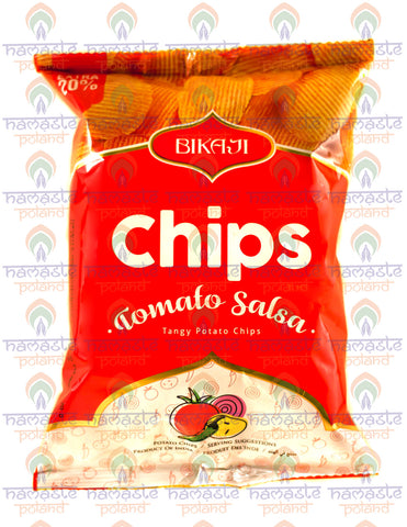 Bikaji Potato Chips Tomato Salsa 48g