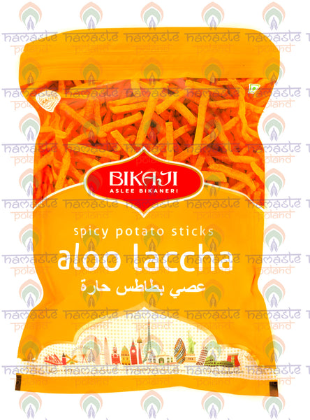 Bikaji Aloo Laccha (Spicy Potato Sticks) 200g