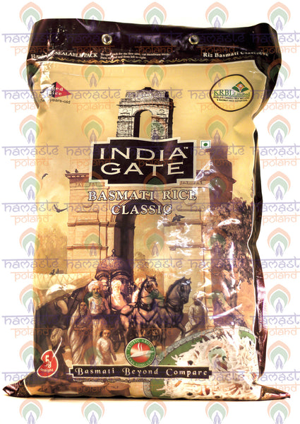 India Gate Basmati Rice 5Kg