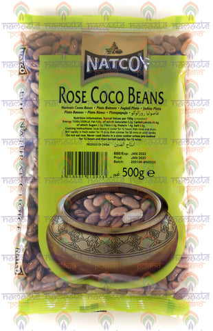 Natco Rose Coco Beans 500g