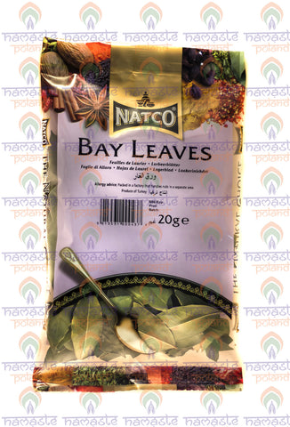 Natco Bay Leaves 20g