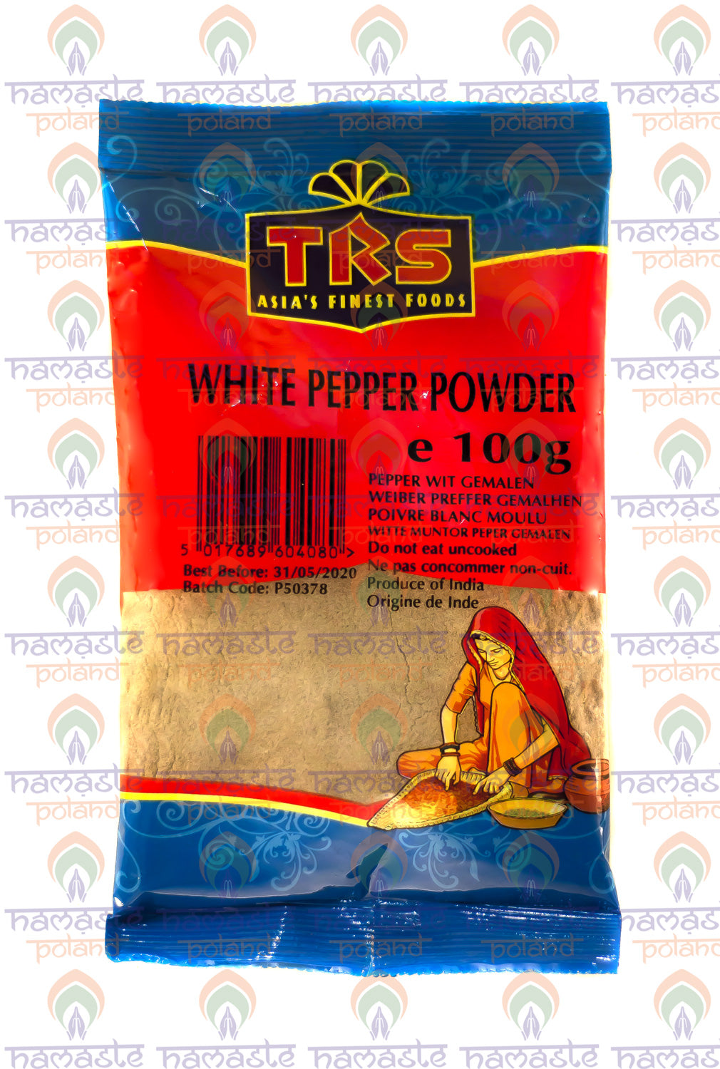 TRS White Pepper Powder 100g
