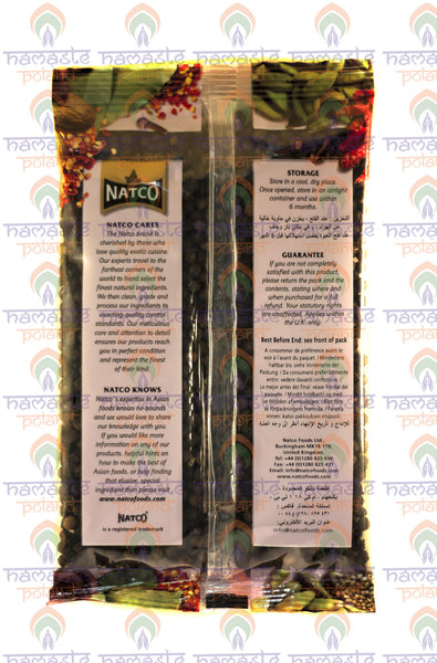 Natco Whole Black Pepper 100g