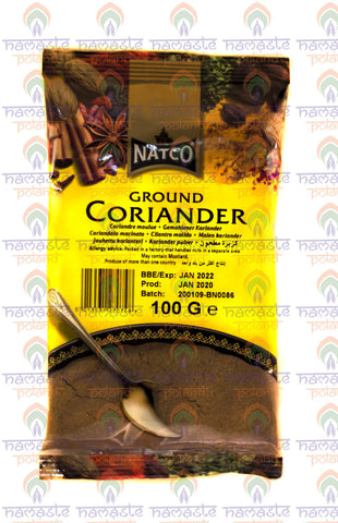 Natco Ground Coriander 100g