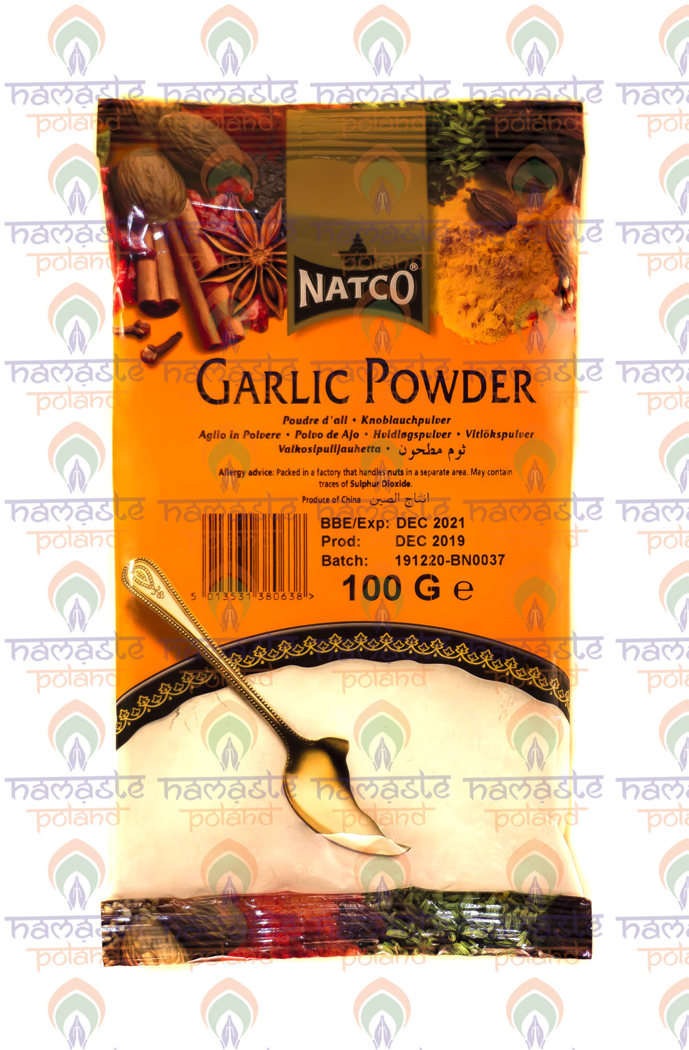 Natco Garlic Powder 100g