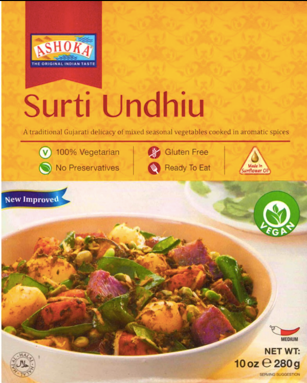 Surti Undhiyu (Vegetables Mix) Ashoka