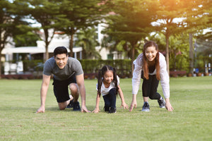 20 Tips for 2020:  Parenting with an active lifestyle