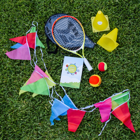 Tennis kit for 3-6 year old kids