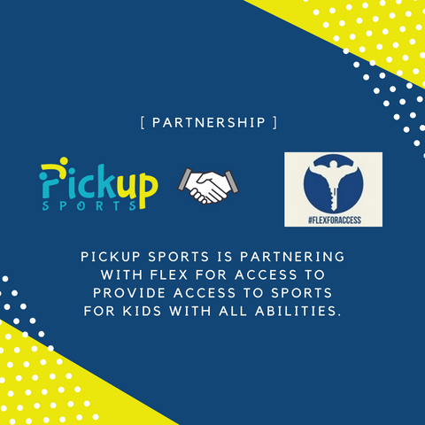 Flex & Play Sports Starter Box for Adaptive Kids